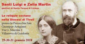 i santi Luigi e Zelia